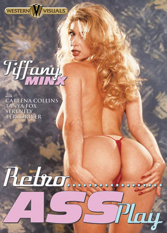 Retro Ass Play Porn DVD