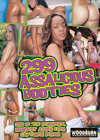 Cheap 299 Assalicious Booties porn DVD