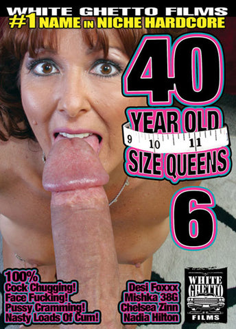 Cheap 40 Year Old Size Queens 6 porn DVD