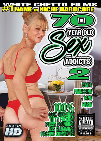 70 Year Old Sex Addicts 2 XXX DVD