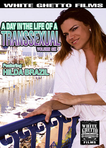 A Day In The Life Of A Transsexual 6 XXX Adult DVD