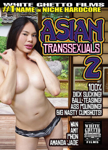 Cheap Asian Transsexuals 2 porn DVD