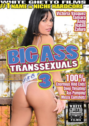 Cheap Big Ass Transsexuals 3 porn DVD