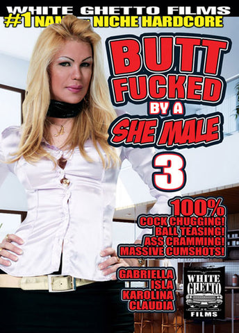 Cheap Butt Fucked By A She Male 3 porn DVD