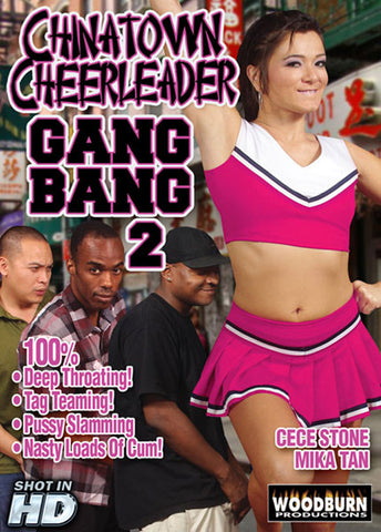Cheap Chinatown Cheerleader Gang Bang 2 porn DVD