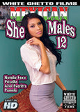 Mexican She Males 12 Adult Movies DVD