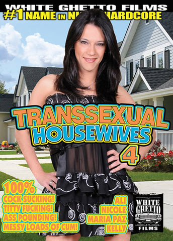 Cheap Transsexual Housewives 4 porn DVD