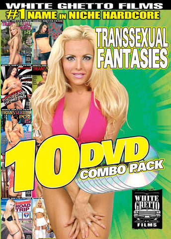 Cheap Transsexual Fantasies (10 Disc Set) porn DVD