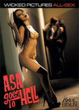 Asa Goes To Hell Adult DVD