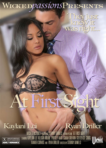 Cheap At First Sight porn DVD