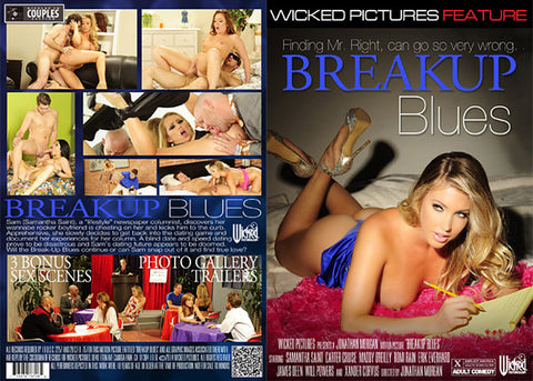 Cheap Breakup Blues porn DVD