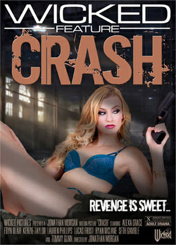 Crash Adult Sex DVD