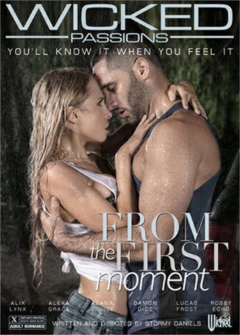 From The First Moment Sex DVD