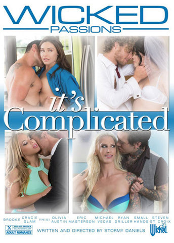 It's Complicated Porn DVD