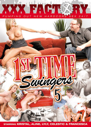 1st Time Swingers 5 XXX Adult DVD