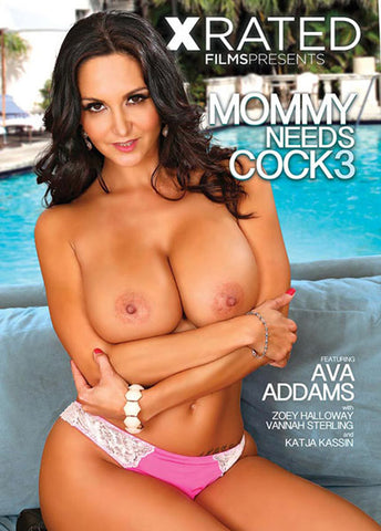 Mommy Needs Cock 3 Adult Sex DVD
