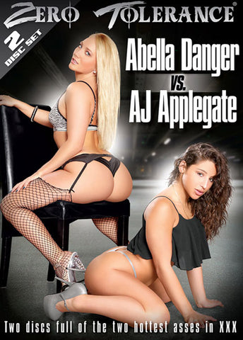 Abella Danger Vs. AJ Applegate (2 Disc Set) XXX Adult DVD