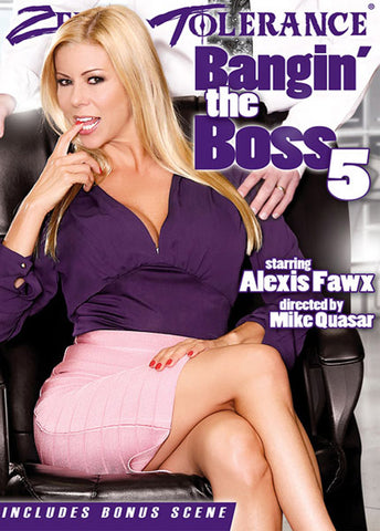 Bangin' The Boss 5 Sex DVD