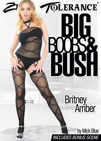 Big Boobs & Bush XXX Adult DVD