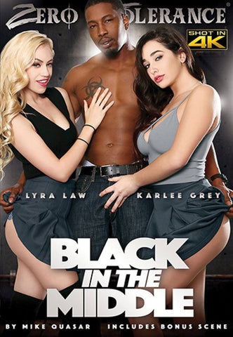 Black In The Middle Adult Sex DVD