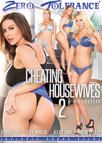 Cheating Housewives 2 XXX DVD