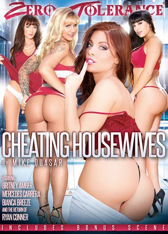 Cheap Cheating Housewives porn DVD