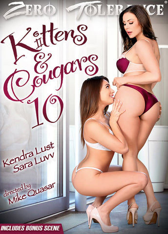 Kittens & Cougars 10 Adult Movies DVD