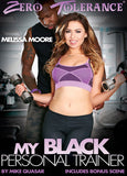 My Black Personal Trainer XXX DVD