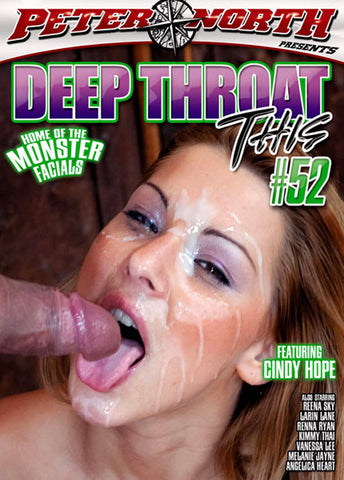 Cheap Deep Throat This 52 porn DVD