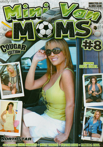 Cheap Mini Van Moms 8 porn DVD