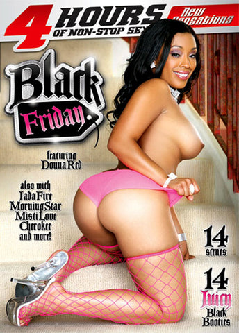 Cheap Black Friday porn DVD