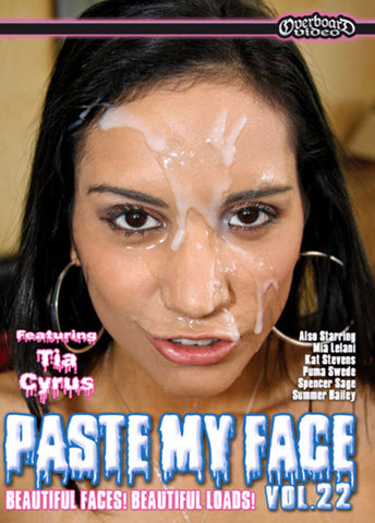 Cheap Paste My Face 22 porn DVD