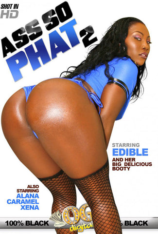 Ass So Phat 2 Porn DVD
