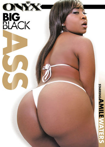 Cheap Big Black Ass porn DVD