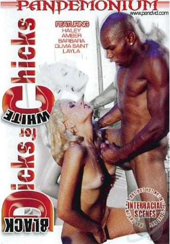 Cheap Black Dicks For White Chicks porn DVD