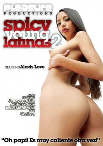 Cheap Spicy Young Latinas 2 porn DVD