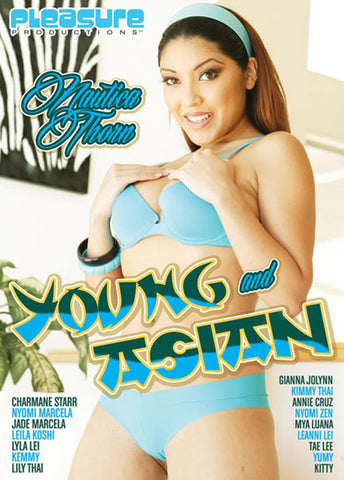 Young And Asian Adult Movie DVD