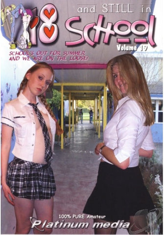 Cheap 18 And Still In School 19 porn DVD