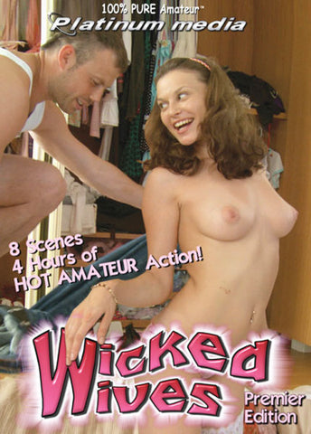 Cheap Wicked Wives 1 porn DVD