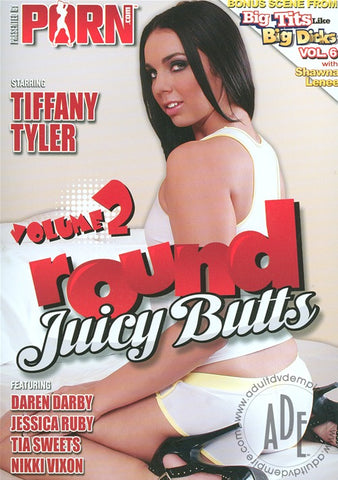 Cheap Round Juicy Butts 2 porn DVD