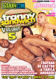Tranny Sandwich 5 Adult Sex DVD