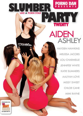 Cheap Slumber Party 20 porn DVD