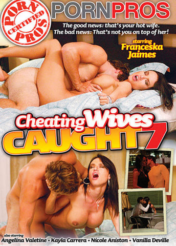 Cheating Wives Caught 7 Sex DVD