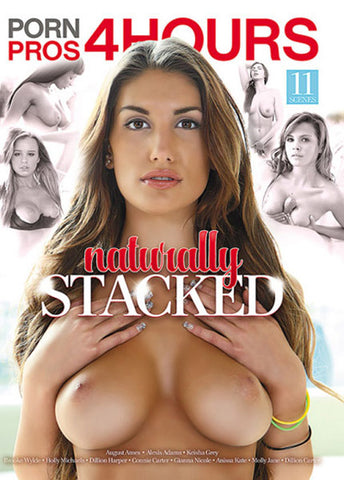 Naturally Stacked Porn DVD
