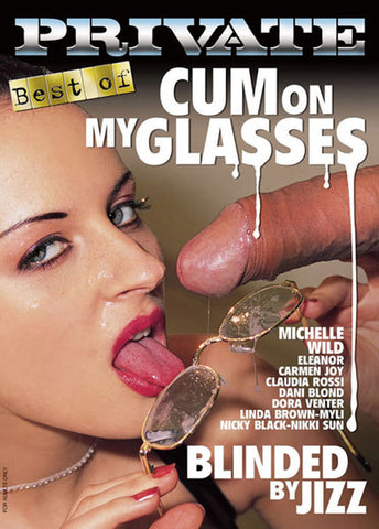 Cheap Cum On My Glasses porn DVD