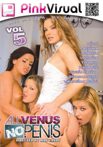 Cheap All Venus No Penis 5 porn DVD
