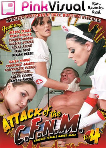 Cheap Attack Of The C.F.N.M. 4 porn DVD