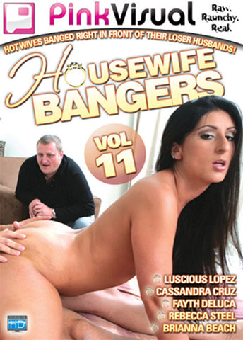 Cheap Housewife Bangers 11 porn DVD