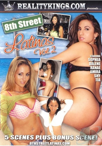 Cheap 8th Street Latinas 2 porn DVD