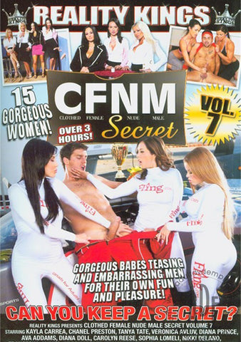 CFNM Secrets 7 Sex DVD